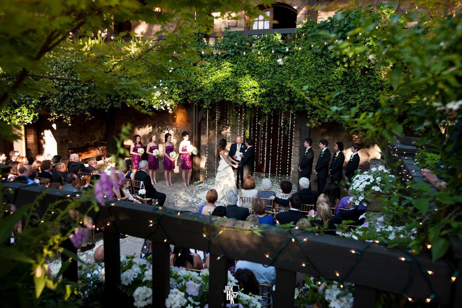 V Sattui Winery Wedding V Sattui Winery Weddings
